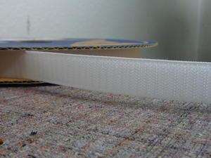 Kardborrband Elastisk Hake 50mm