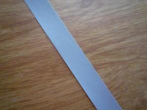 Reflexband Grå
