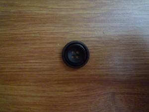 Knapp 4-håls 23mm fg. 182