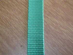 Syntetband PP Grönt 20mm