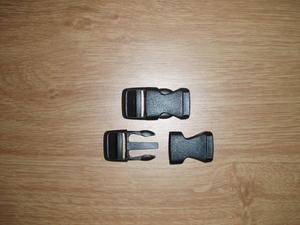 Stickspänne Svart