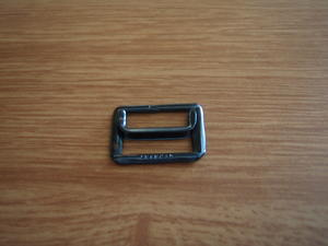 Metallspänne 20mm Blåoxid
