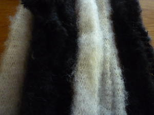 Mellanfoder Shetlandsull